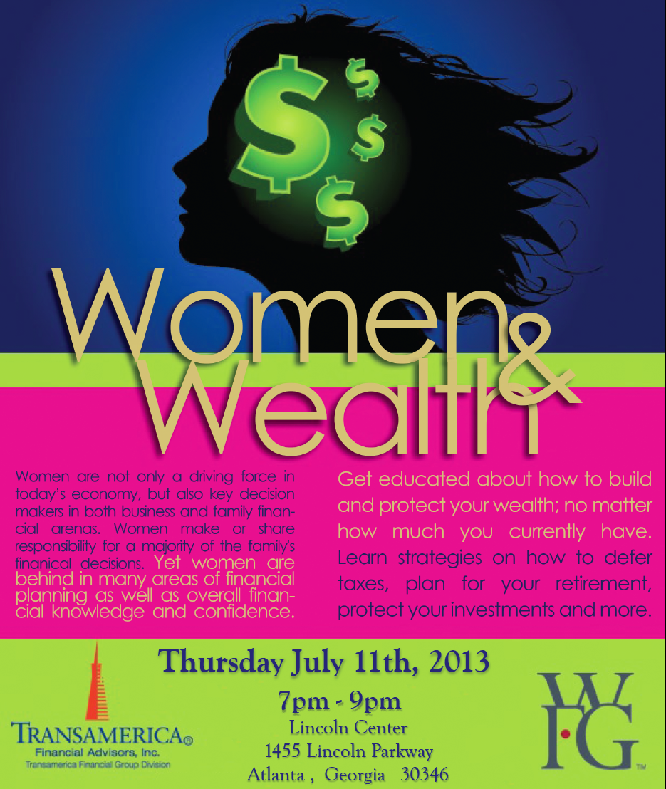 Women and Wealth 2013